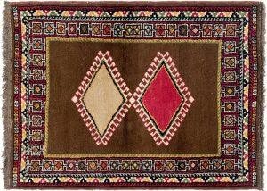 گبه فرش شیراز