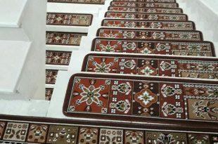 فروش گلیم فرش راه پله